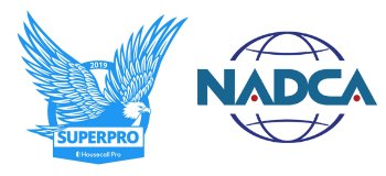 SuperPro Badge and NADCA Membership badge